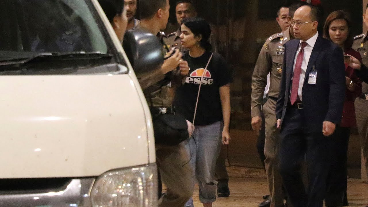 Saudi woman to seek asylum after fleeing family to Thailand