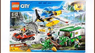 UNBOXING Lego 60175 City Police Mountain River Heist Kids Toys