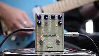Fender Compugilist Pedal | Compressor & Distortion | Music Junction