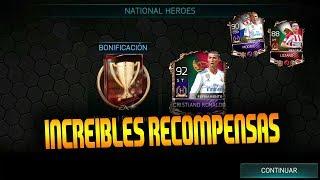 ABRIMOS SOBRES DE HEROES DEL MUNDIAL!!! INCREIBLES CARTAS!!! FIFA MOBILE WORLD CUP