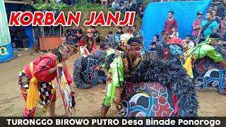Korban Janji versi Jaranan Turonggo Birowo Putro