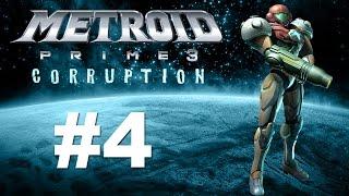 Metroid Prime 3 - Episodio 4: Recorriendo Bryyo