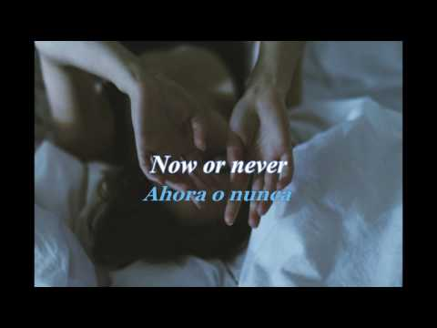 Halsey - Now or never (Lyrics - Sub Español)