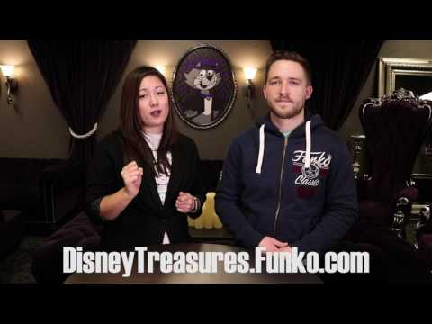 A Sneak Peek at Disney Treasures, Funko's New Disney Subscription Box!