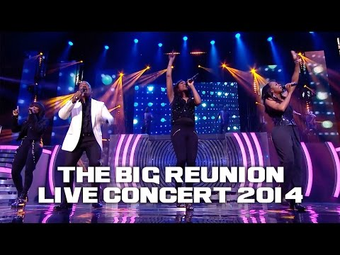ETERNAL FT. BEBE WINANS - I WANNA BE THE ONLY ONE (THE BIG REUNION LIVE CONCERT 2014)