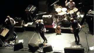 Tocotronic Zugabe live @ Burg 2013