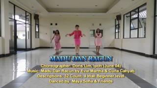 Video Madu Dan Racun Line Dance download MP3, 3GP, MP4, WEBM, AVI, FLV September 2018