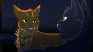 Мои любимые картинки Котов воителей от by Mizu-no-Akira.