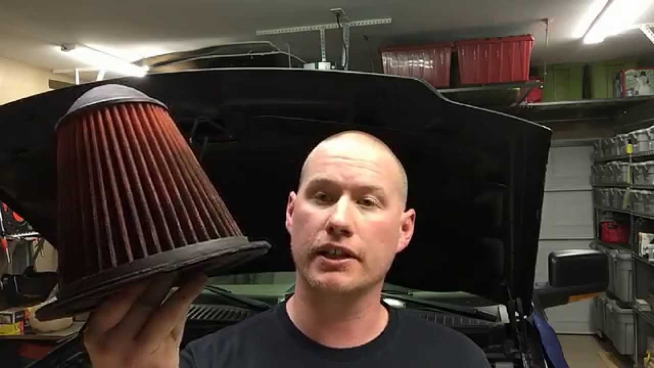 Think Twice Before Buying Reusable Air Filters Here Is Why Youtube Mercedes Fuel Filter Location 2010
