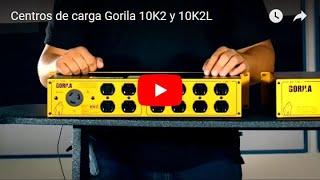 Review Centros de carga Gorila 10K2 y 10K2L