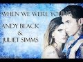 When We Were Young (Live Cover) - Andy Black ft. Juliet Simms lyrics
