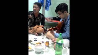 Chuyện Tình Lan Can - Nghiêm Hải guitar Lê Chu Kim Long