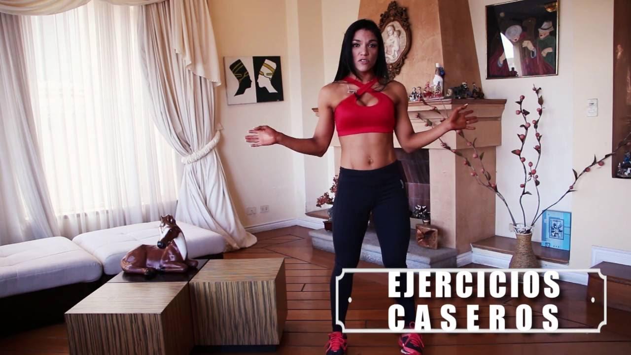 ejercicios caseros para bajar de peso y tonificar