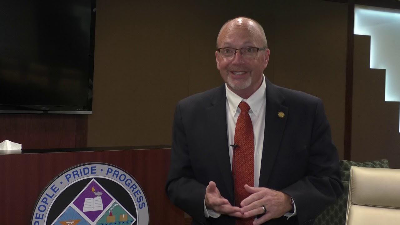 Mayor Harold Copenhaver hitting the ground running as new Jonesboro Mayor