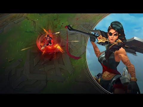Představení šampiona: Samira | Herní systém – League of Legends