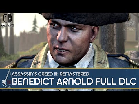 Assassin's Creed 3 Remastered - Benedict Arnold Full DLC [Nintendo Switch]