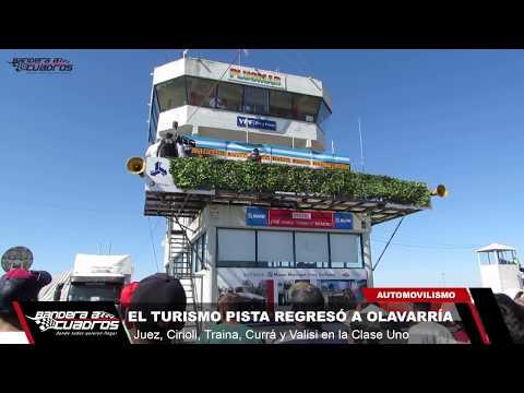 Video: La Clase Uno del Turismo Pista con los pilotos de la ciudad