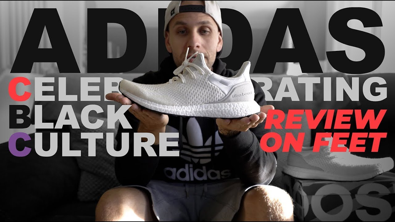 ADIDAS CELEBRATING BLACK CULTURE ULTRABOOST (CBC) REVIEW