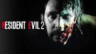 MAXIMUM GRAPHICS PLEASE - Resident Evil 2 Remake Gameplay