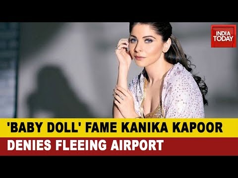 Kanika Kapoor's First