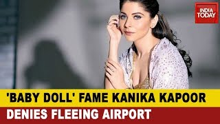 Kanika Kapoor's First Reaction On India Today: Bollywood Singer Denies Fleeing Airport