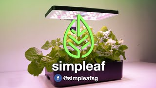 Simpleaf Product Video