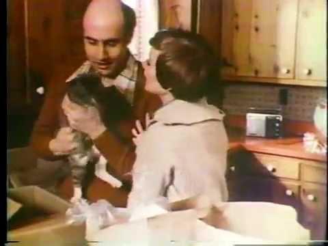 Jeffrey Tambor 1970s Tender Vittles Cat Food Commercial
