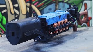 ГАУСС ПУШКА из Fallout 76 Своими руками