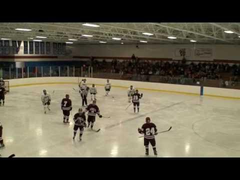 Bishop Hendricken High School Hockey vs La Salle RI