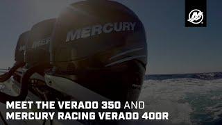 Mercury Marine Unleashed - Verado 350 and Mercury Racing Verado 400R.