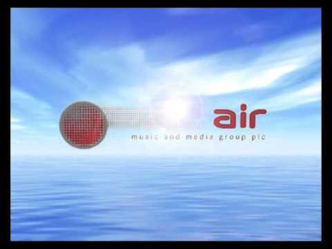 Air Music and Media Group plc/Hollywood DVD (2004) DVD UK Logo