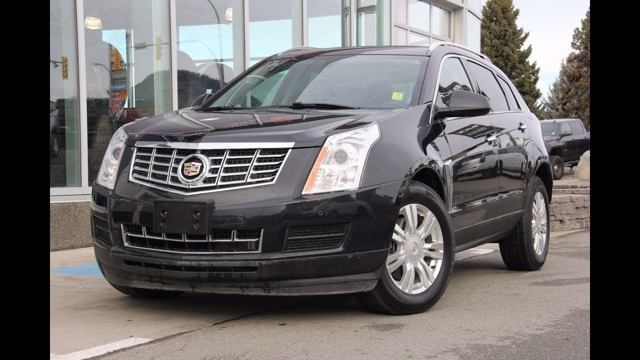 2013 Cadillac Srx For Sale Zimmer Wheaton In Kamloops Youtube