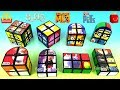 2018 McDONALDS RUBIK'S CUBE SING DESPICABLE ME 3 MINIONS THE SECRET LIFE OF PETS HAPPY MEAL TOYS KID