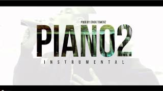 Beat Piano Instrumental 2 - Hip Hop Rap - Free 2015 (De Uso Libre)