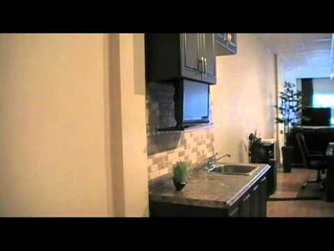 Kitchen Drop Down Tv Lift By Activated Decor Youtube
