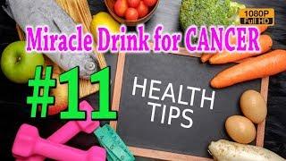 JINIA's Tuki Taki # 179 | Miracle Drink for CANCER | HEALTH TIPS # 11