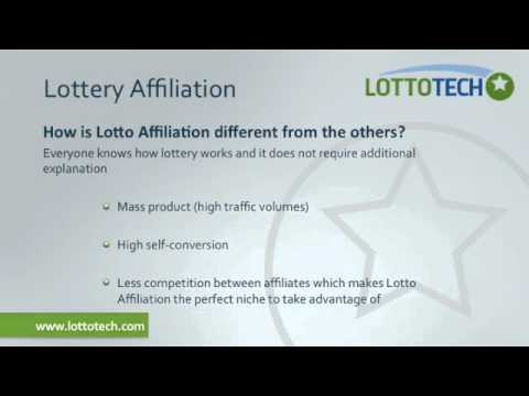LAC 2015 - The endless opportunities of Secondary Lotto