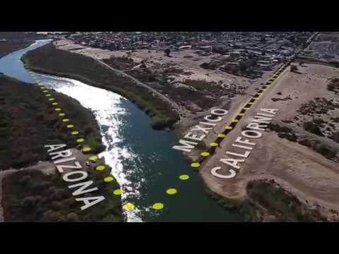 Arizona to the Pacific: Flying Along the US - Mexico border | San Diego Union-Tribune