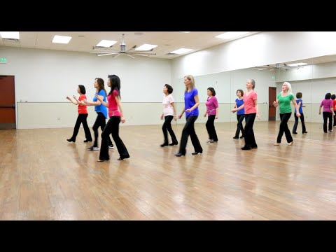 Keep It Simple (Maggie G.) - Line Dance (Dance & Teach in English & 中文)