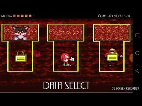 💋 Sonic exe gamejolt android   game  2019-04-10