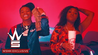 """Erica Banks - """"Sitting Back Loaded"""" feat. Lil Migo (Official Music Video - WSHH Exclusive)"""