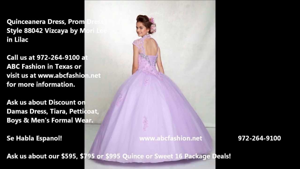 e5d5a8b0caa 88042 Vizcaya by Mori Lee in Lilac Quinceanera Dress