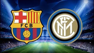 Barcelona vs Inter Milan, Champions League, Group Stage 2018 - Match Preview