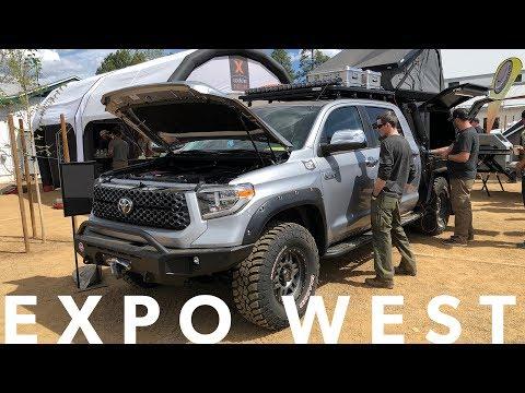 Overland Expo West 2018 Vendor Tour!!!