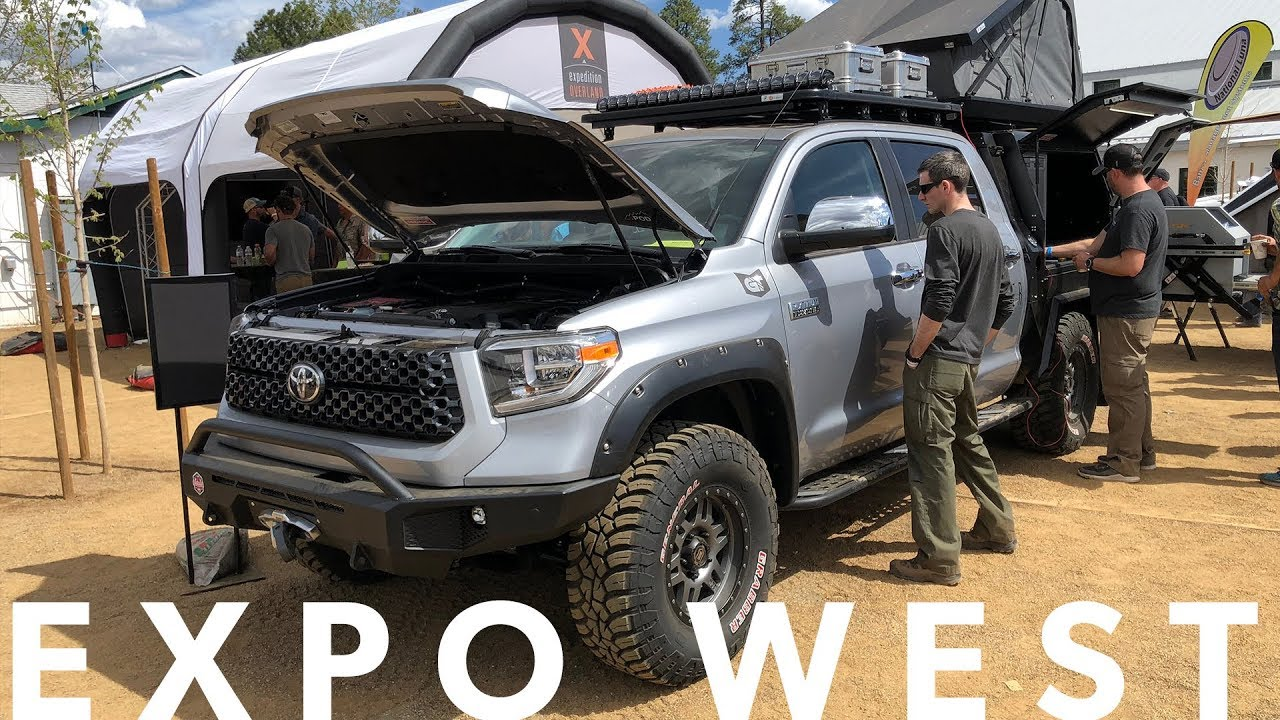 Overland Expo West >> Overland Expo West 2018 Vendors - YouTube
