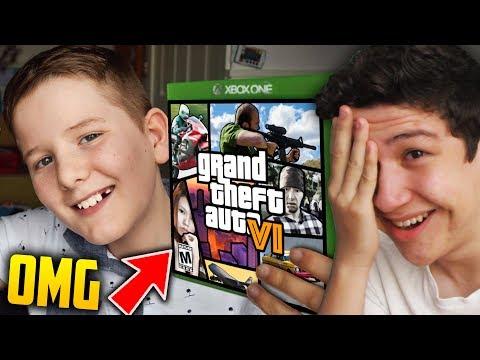 ESTE NIÑO DICE QUE YA COMPRÓ EL GTA 6... Grand Theft Auto VI