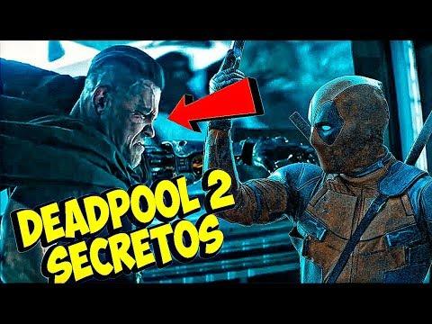 No Viste Esto en el Trailer de Deadpool 2 Y te Sorprendera