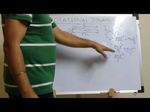 GATE (Mechanical) Engineering Mechanics: Rotational Dynamics