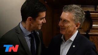 """Urubey, después de la reunión con Macri: """"Yo soy candidato de Alternativa Federal a presidente"""""""