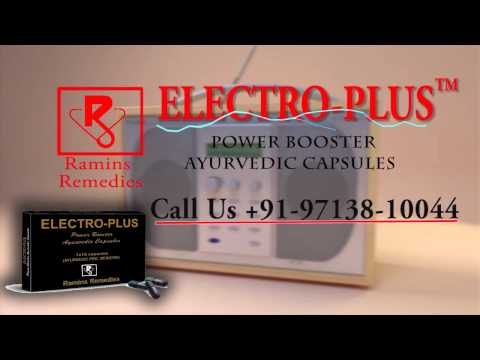 Electro-Plus Power Booster Ayurvedic Capsule from YouTube · Duration:  34 seconds